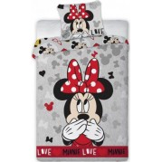 Posteljnina Disney Minnie