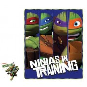 Odeja Ninja želve - Ninjas in Training
